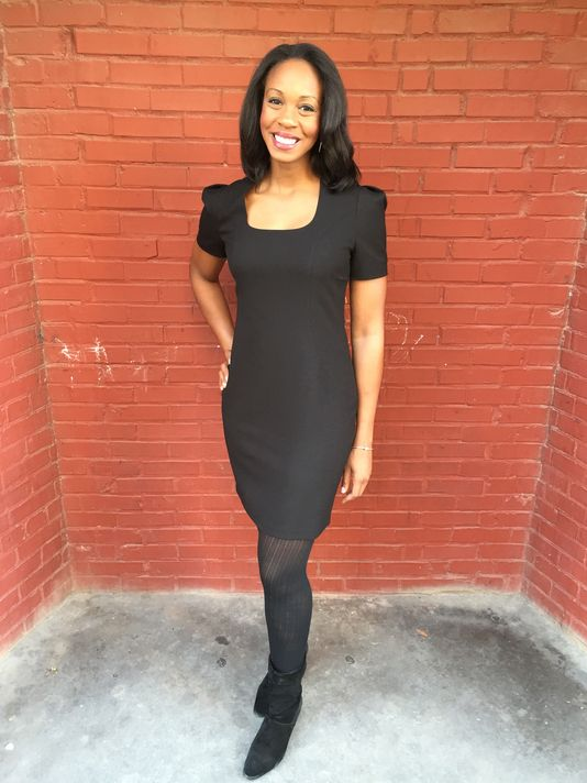 little black dress pic